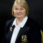 Lady Captain Sheila Meade